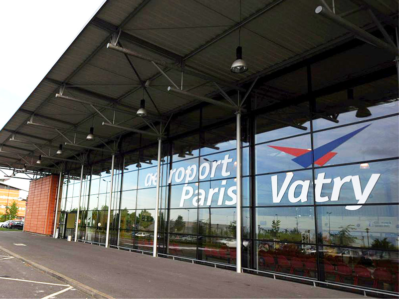 paris vatry aéroport shuttleKVZ